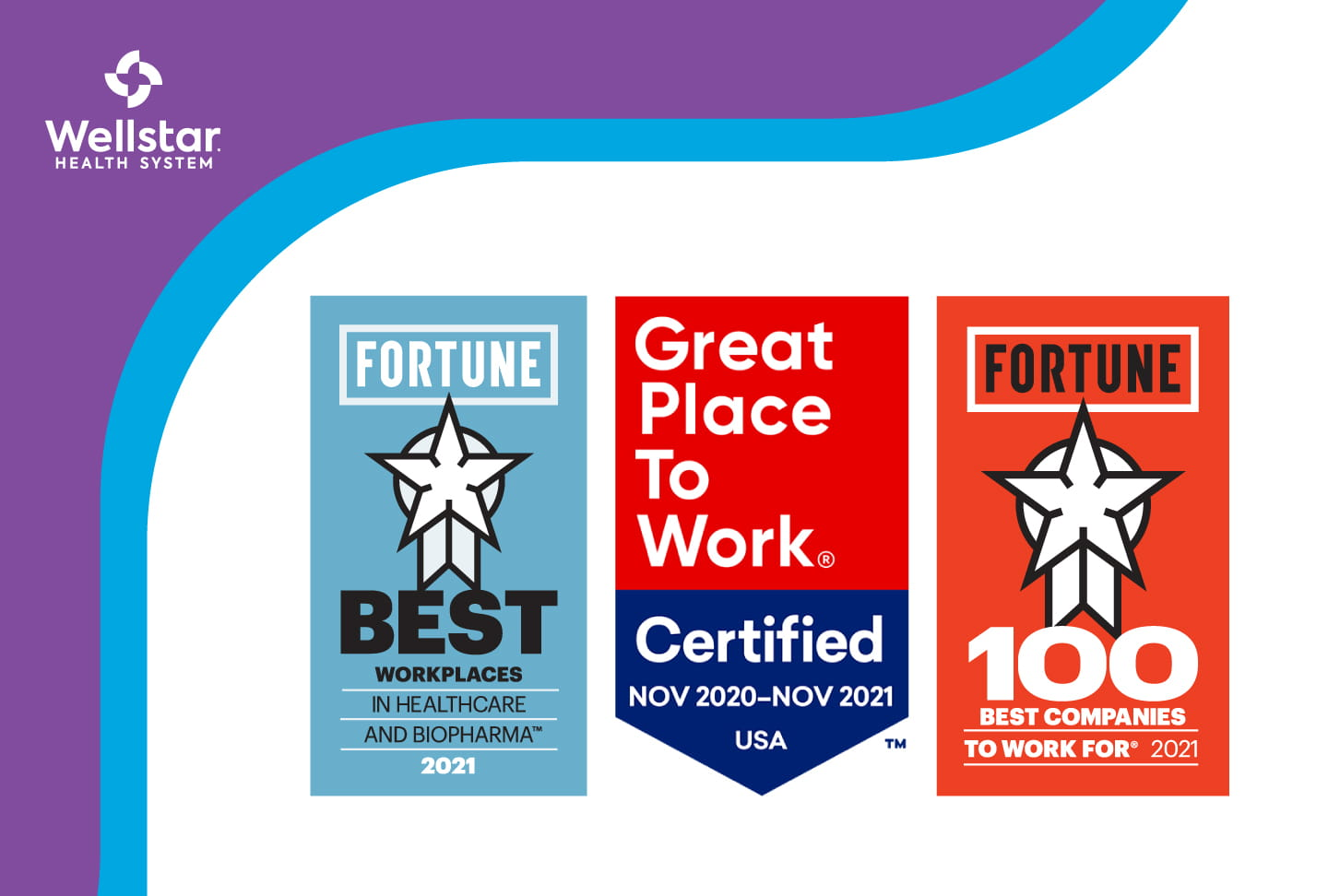 Wellstar Named Great Place To Work Image